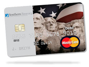 2 inch photo personalized debit card