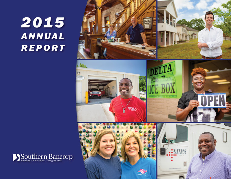 The 2015 Annual Report is here!