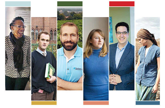 Arkansan named to Chronicle of Philanthropy's Inaugural 40 Under 40 List