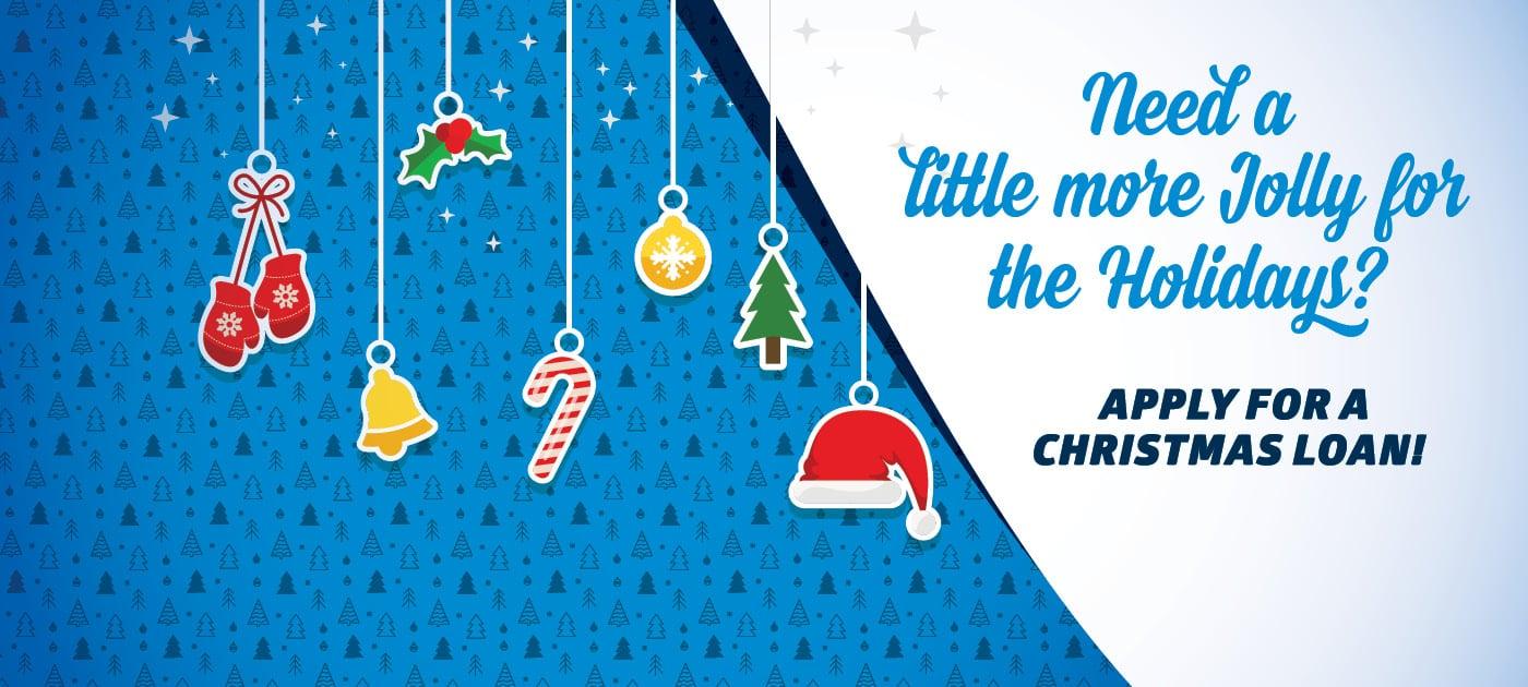 ad for christmas loan
