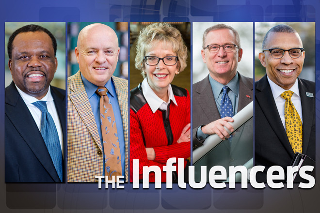 CEO Darrin Williams Named as Arkansas Influencer