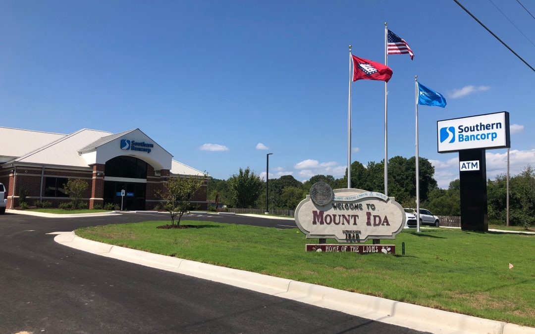 Southern Bancorp Opens New Branch in Mount Ida