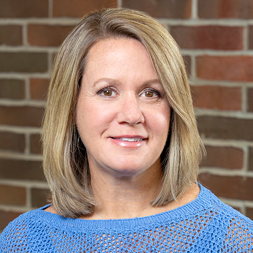 Andrea Parnell Senior Vice President Human Resources