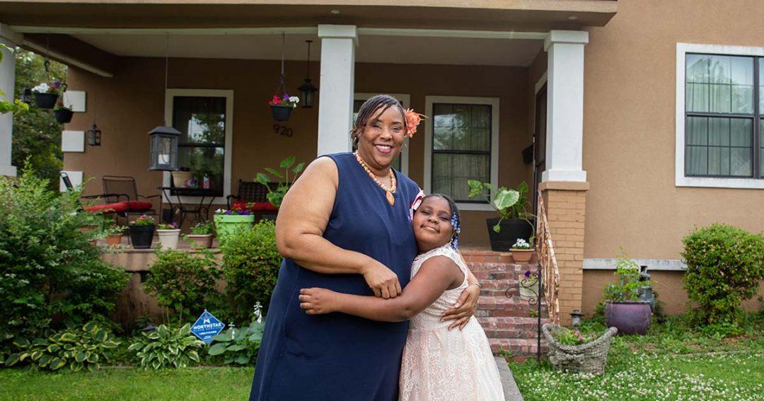 Kimberly Enoch – Employee Home Loan Recipient